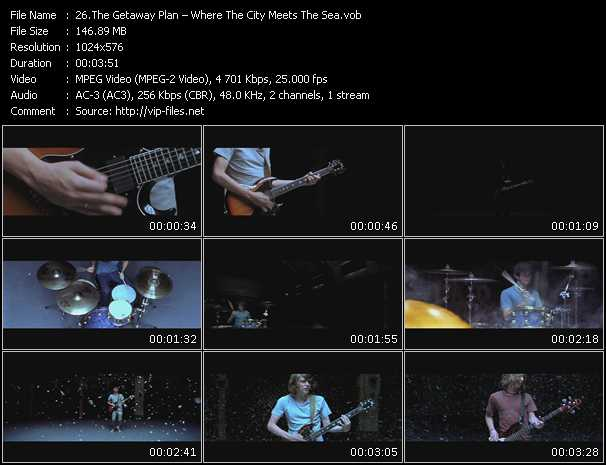 Getaway Plan HQ Videoclip «Where The City Meets The Sea»