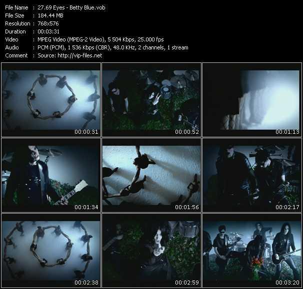 69 Eyes HQ Videoclip «Betty Blue»