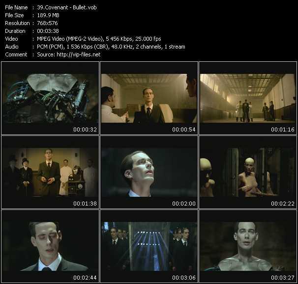 Covenant HQ Videoclip «Bullet»