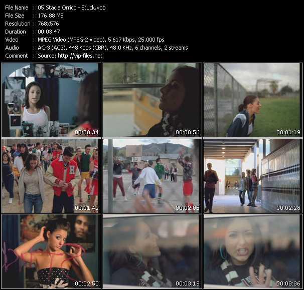 Stacie Orrico HQ Videoclip «Stuck»