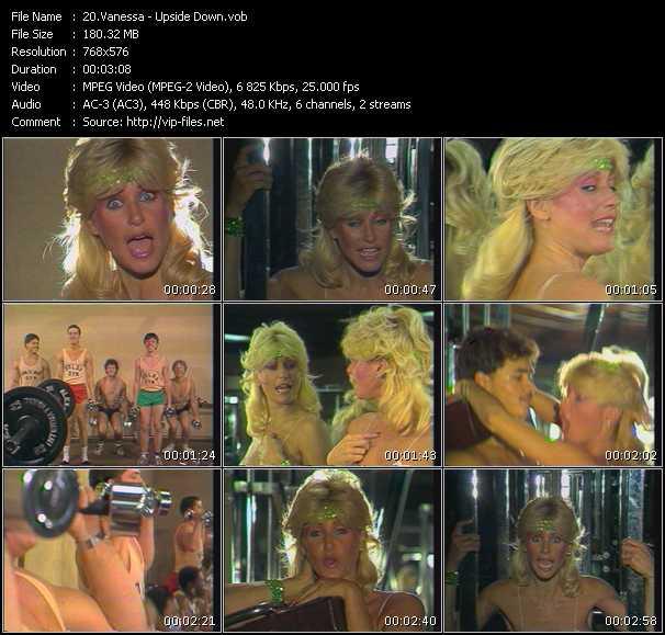 Vanessa music video Publish2