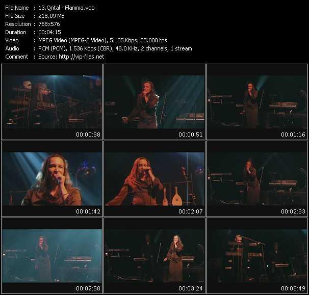 Qntal video - Flamma