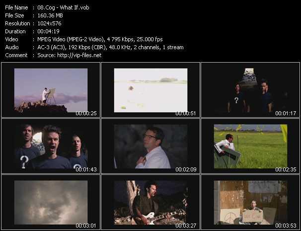 Cog HQ Videoclip «What If»