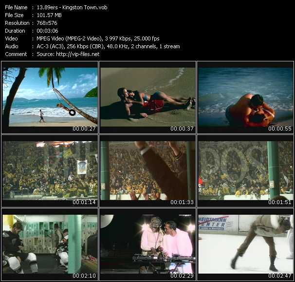 89ers HQ Videoclip «Kingston Town»