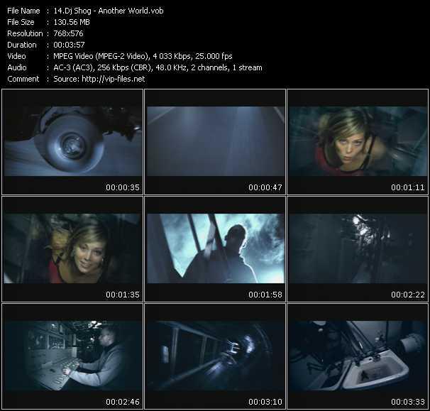 Dj Shog HQ Videoclip «Another World»