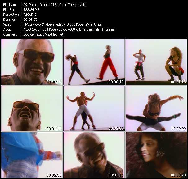 Quincy Jones music video Publish2