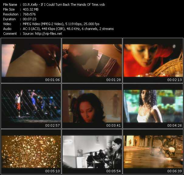 R. Kelly music video Publish2
