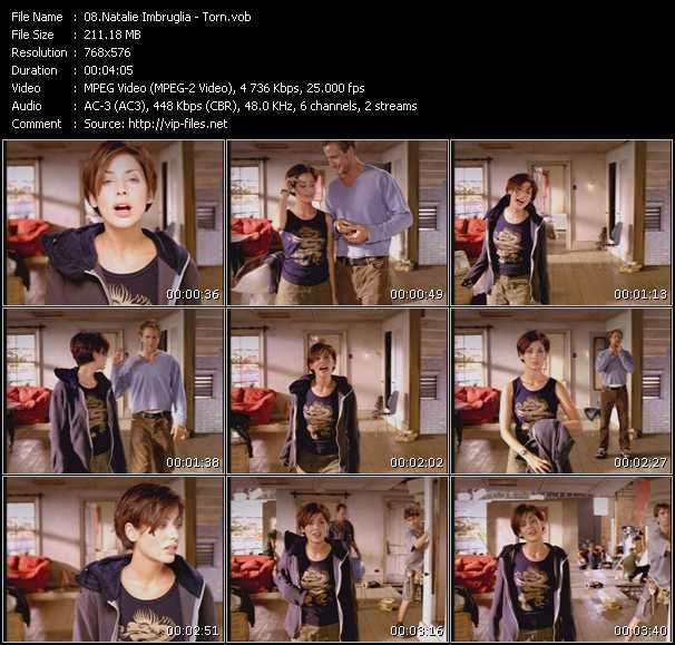 Natalie Imbruglia HQ Videoclip «Torn»