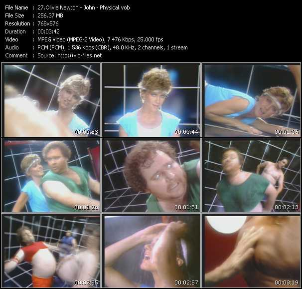 Olivia Newton-John music video Publish2