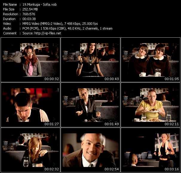 Montuga HQ Videoclip «Sofia»