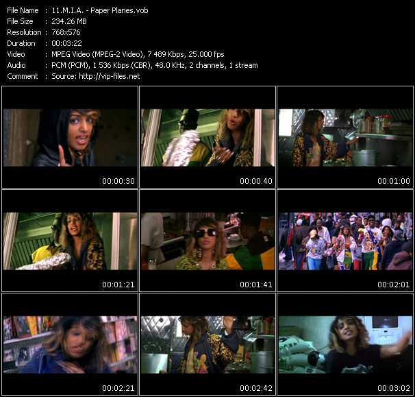 M.I.A. music video Publish2