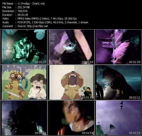 Prodigy HQ Videoclip «Charly»