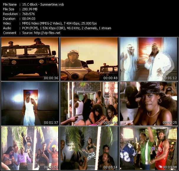 C-Block music video Publish2