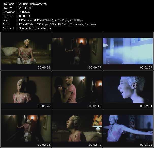 Baz HQ Videoclip «Believers»