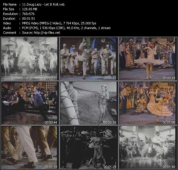 Doug Lazy HQ Videoclip «Let It Roll»