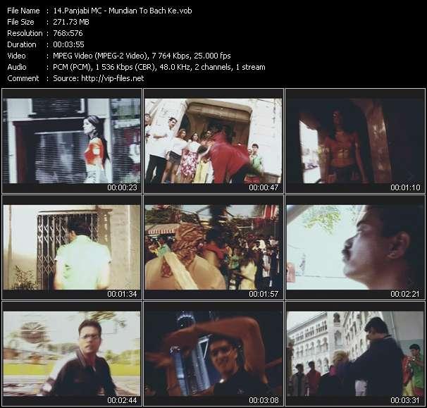 Panjabi MC HQ Videoclip «Mundian To Bach Ke»