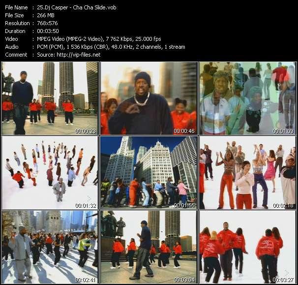 Dj Casper HQ Videoclip «Cha Cha Slide»