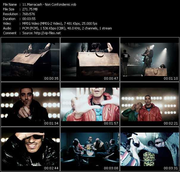 Marracash HQ Videoclip «Non Confondermi»