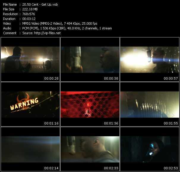 50 Cent HQ Videoclip «Get Up»