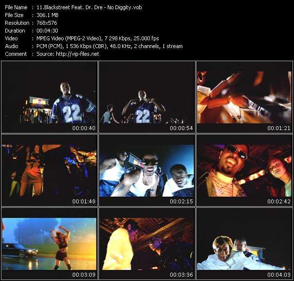 Blackstreet Feat. Dr. Dre HQ Videoclip «No Diggity»