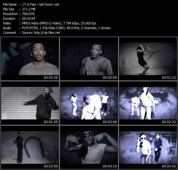 G-Fam music video Publish2