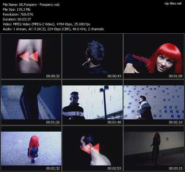 Pompero HQ Videoclip «Pompero»