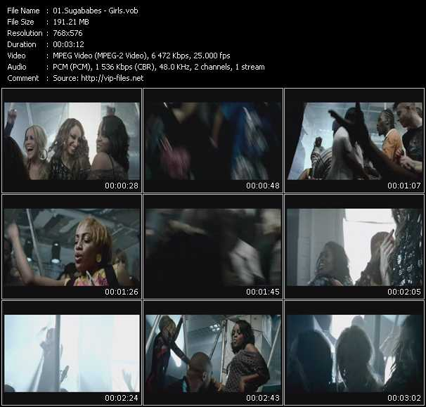 Sugababes HQ Videoclip «Girls»
