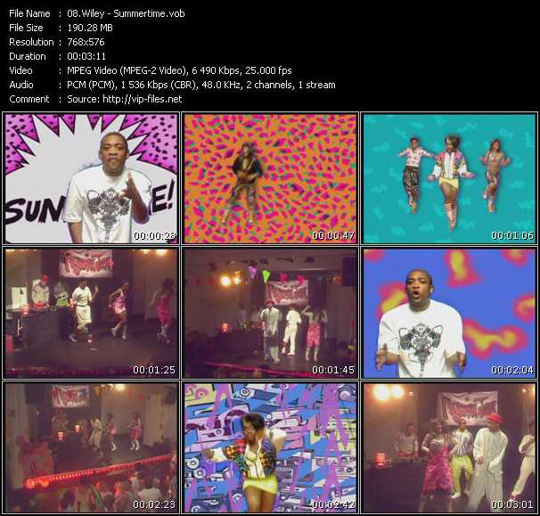 Wiley HQ Videoclip «Summertime»