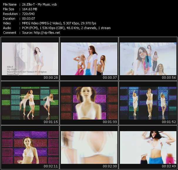 Ellis-T HQ Videoclip «My Music»