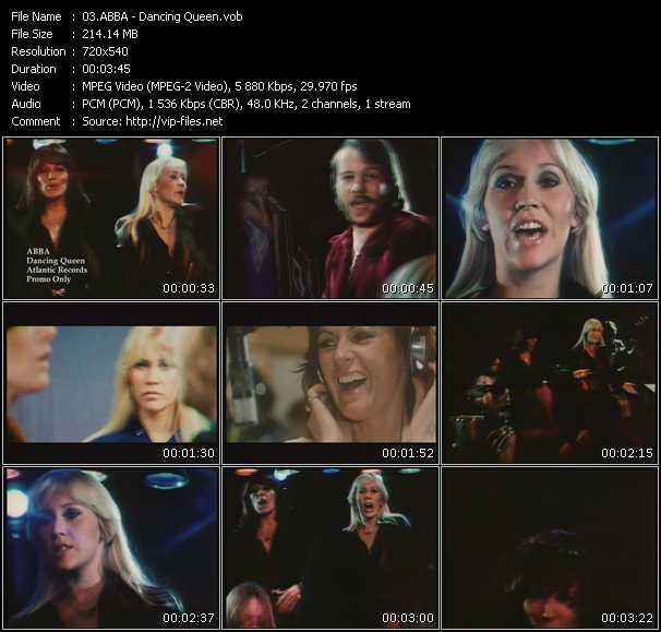 Abba video - Dancing Queen