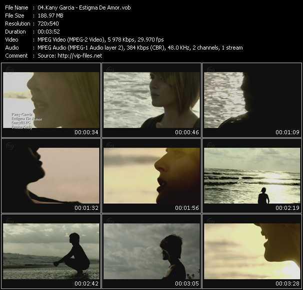 Kany Garcia HQ Videoclip «Estigma De Amor»