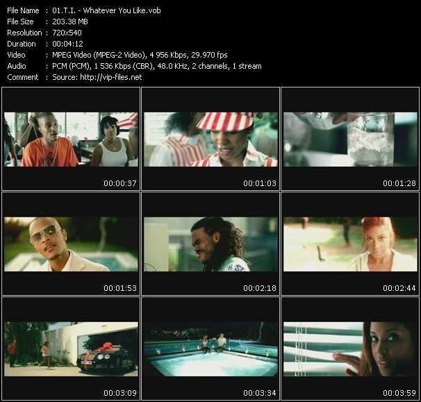 T.I. music video Publish2