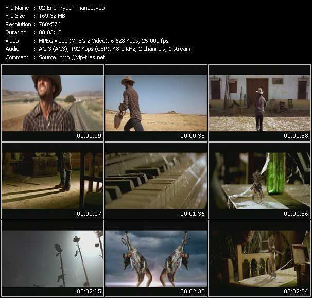 Eric Prydz HQ Videoclip «Pjanoo»