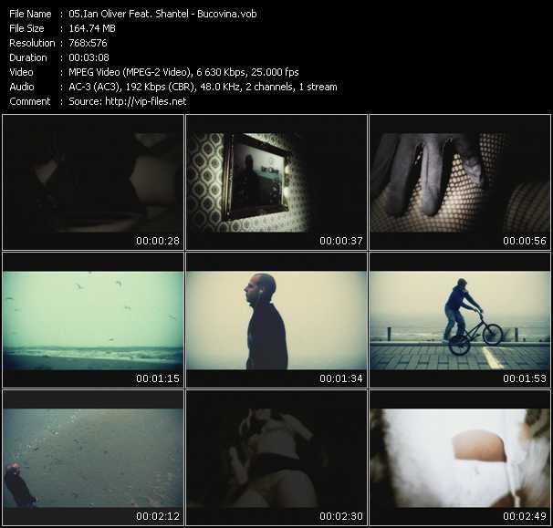Ian Oliver Feat. Shantel HQ Videoclip «Bucovina»