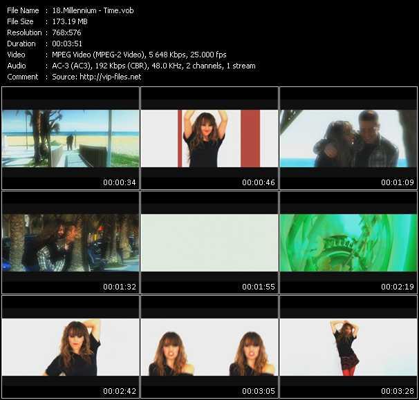 Millennium HQ Videoclip «Time»
