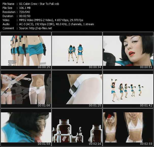 Cabin Crew music video Publish2