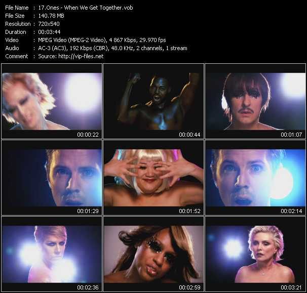 Ones HQ Videoclip «When We Get Together»