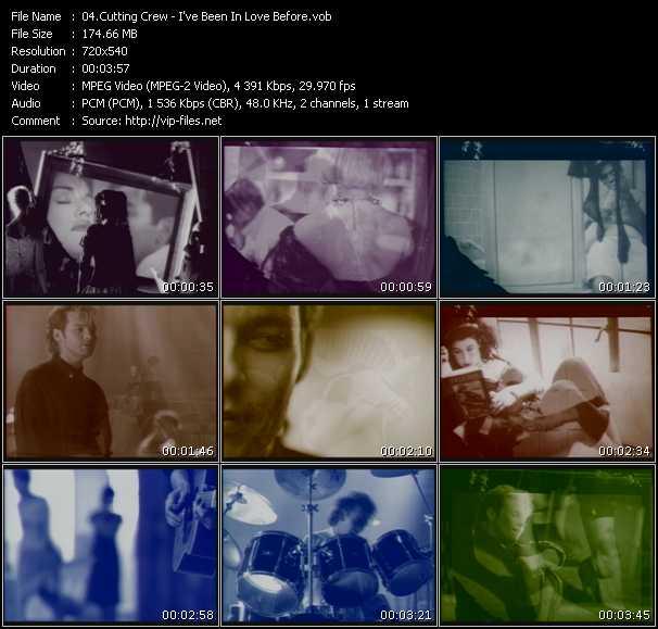 Cutting Crew HQ Videoclip «I've Been In Love Before»