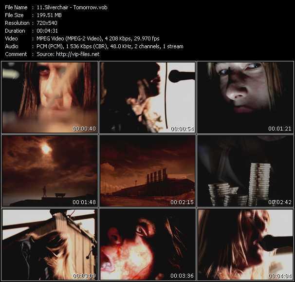 Silverchair HQ Videoclip «Tomorrow»