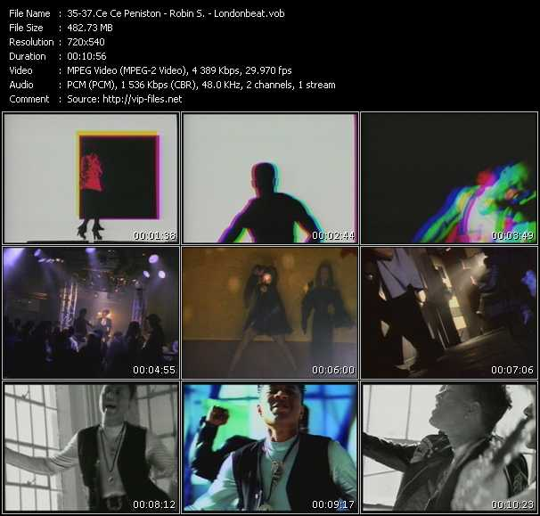 Ce Ce Peniston - Robin S. - Londonbeat HQ Videoclip «Finally - Show Me Love - I've Been Thinking About You»