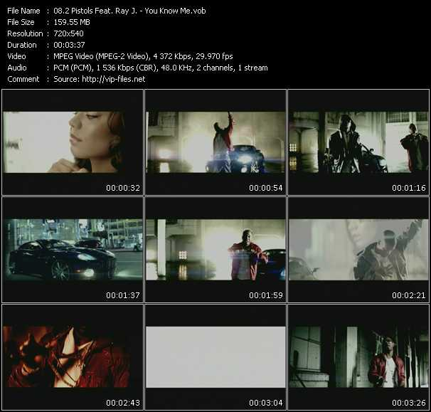 2 Pistols Feat. Ray J HQ Videoclip «You Know Me»