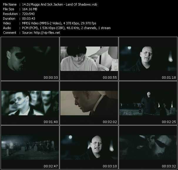 Dj Muggs And Sick Jacken HQ Videoclip «Land Of Shadows»