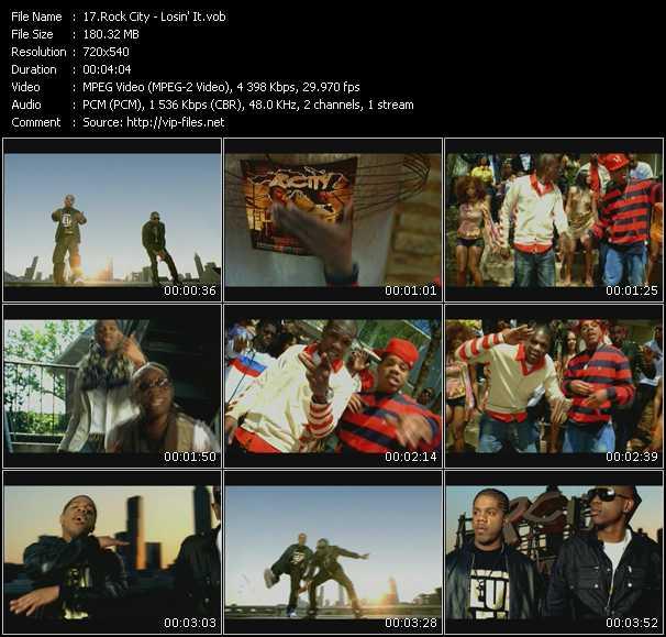 Rock City HQ Videoclip «Losin' It»
