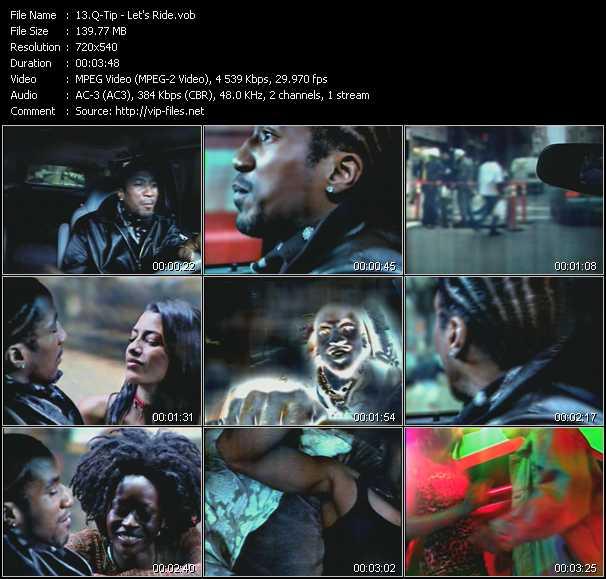 Q-Tip music video Publish2