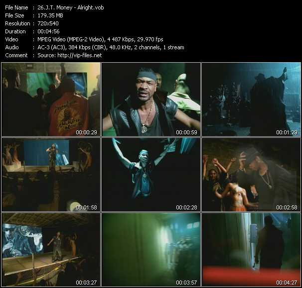 J.T. Money music video Publish2