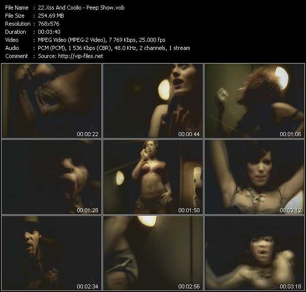 Xss And Coolio video - Peep Show