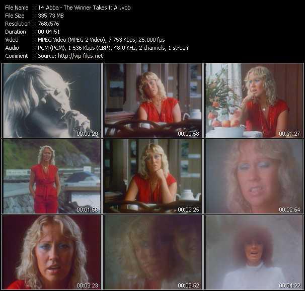 Abba music video Florenfile