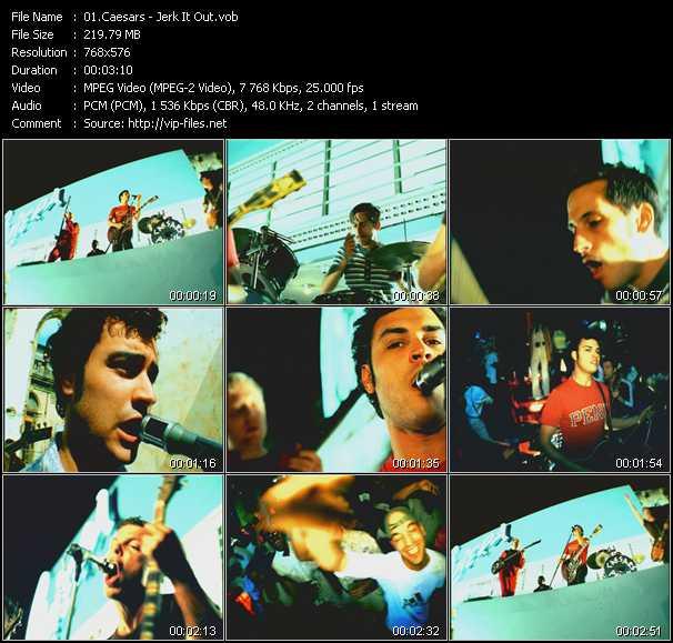 Caesars music video Publish2