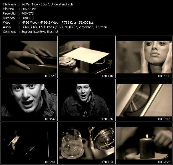Van Moo music video Publish2