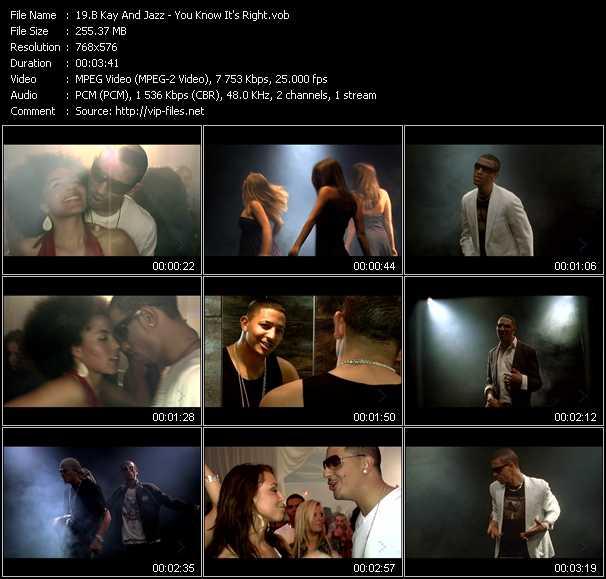 B Kay And Jazz music video Publish2